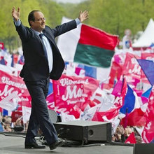 François Hollande 2012 Presidential Campaign