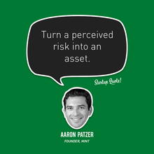 Startup Quote