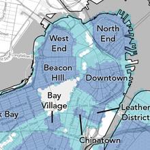 Bostonography: Crowdsourced neighborhood boundries