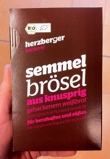 Herzberger Semmelbrösel Packaging