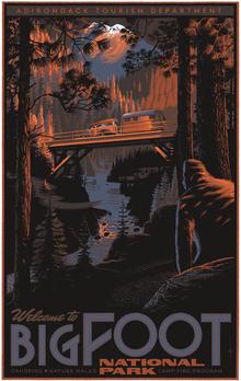 Bigfoot National Park