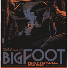 Bigfoot National Park