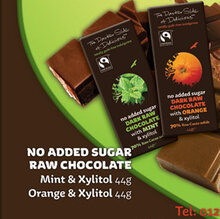 The Raw Chocolate Co.