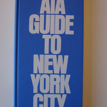 AIA Guide to New York City, 1969