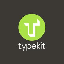 Typekit Logo