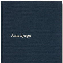 <cite>Anna Berger: Paintings</cite>