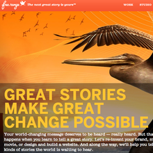 Freerange.com Website