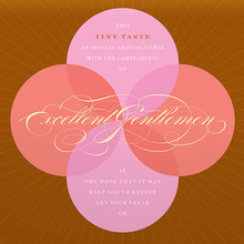 Excellent Gentlemen sampler album