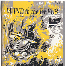 <cite>Wind in the Reeds</cite> book cover