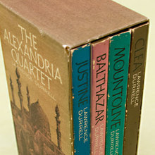 <cite>The Alexandria Quartet</cite> paperback box set