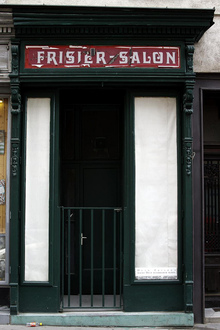 Frisier-Salon in Vienna