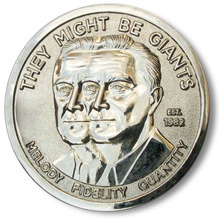 They Might Be Giants coin