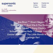 Supersonic Festival
