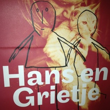 Hans en Grietje poster