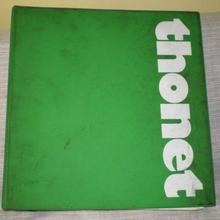 Thonet product catalog