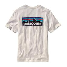 Patagonia logo and t-shirts