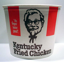 Kentucky Fried Chicken logo (1978)