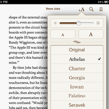 Apple iBooks 1.5