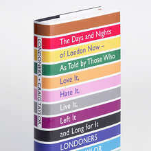 <cite>Londoners</cite> by Craig Taylor