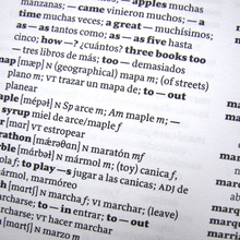 The University of Chicago Spanish–English Dictionary, Sixth Edition
