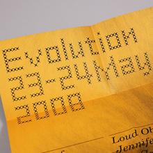 Evolution 2008