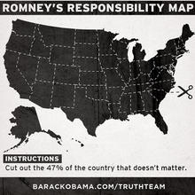 Romney's Responsibility Map