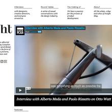 Luceplan: <cite>Insight</cite> Magazine