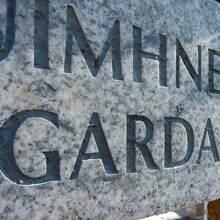 The Garda Memorial Garden