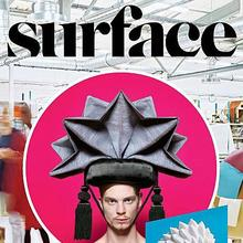 <cite>Surface</cite> Magazine Logo (2011)