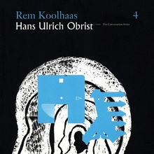 Hans Ulrich Obrist's <cite>Conversation Series</cite>
