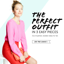 J.Crew Factory Website