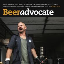 <cite>Beer Advocate</cite> Magazine