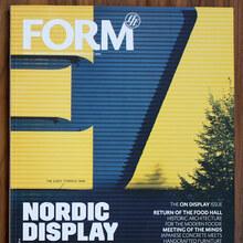 <cite>Form</cite> Magazine No.5