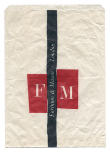 Fortnum & Mason shopping bags