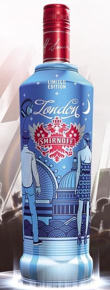 Smirnoff London Limited Edition