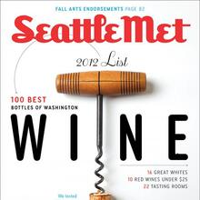 <cite>Seattle Met</cite>, September 2012