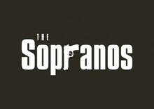 <cite>The Sopranos</cite> Logo