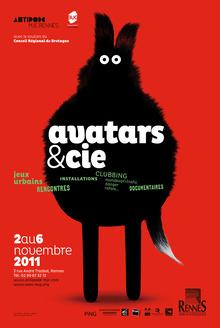Avatars & Cie Poster