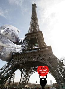 Paris Postcards for Colette