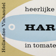 Heerlijke haring in tomatensaus