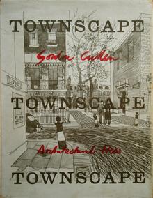 <cite>Townscape</cite> by Gordon Cullen