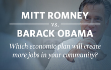 Romney 2012 Presidential Campaign