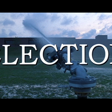 <cite>Election</cite> Main Title