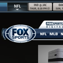 FOX Sports Website
