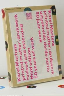 <cite>Karel Martens: Printed Matter</cite>