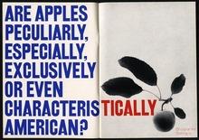 <cite>Love of Apples</cite>