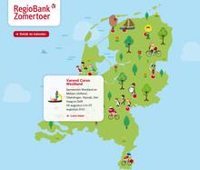 RegioBank Zomertoer website
