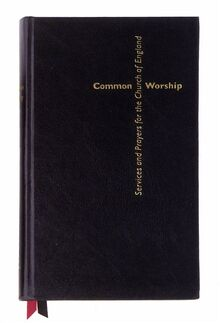 Church of England Common Worship Prayer Book, 2000