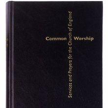 Church of England Common Worship Prayer Book, 2000