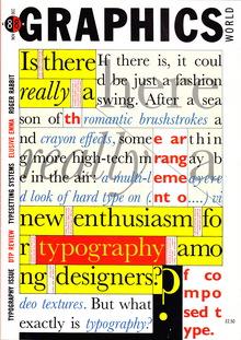 <cite>Graphics World</cite> Magazine, Nov/Dec 1988